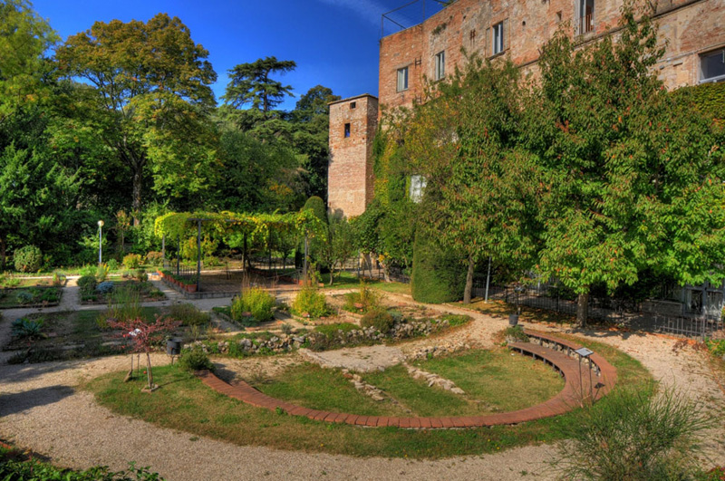 Giardino e Orto Botanico Università Perugia Scelte per te Giardino