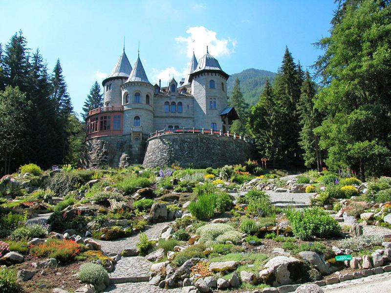 Giardino Botanico Castel Savoia Scelte per te Giardino