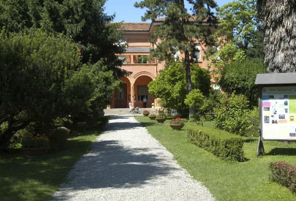 Giardino Botanico Universita Bologna Scelte per te Giardino