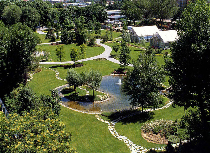 Giardino Botanico Universita Milano Scelte per te Giardino