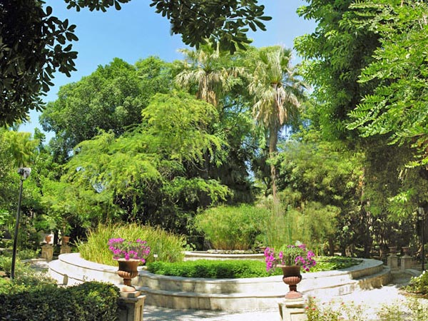 Giardino Botanico Catania Scelte per te Giardino