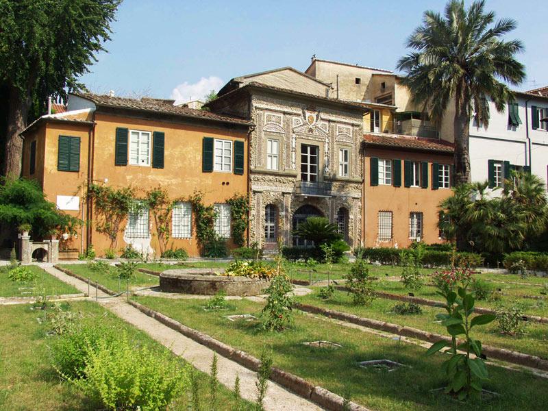 Giardino Botanico Università di Pisa Scelte per te Giardino