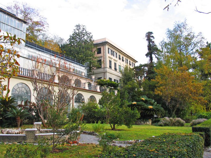 Polo Botanico Hanbury di Genova Scelte per te Giardino