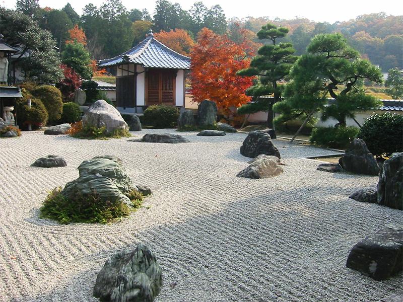 Come realizzare un giardino giapponese for Accessori giardino giapponese