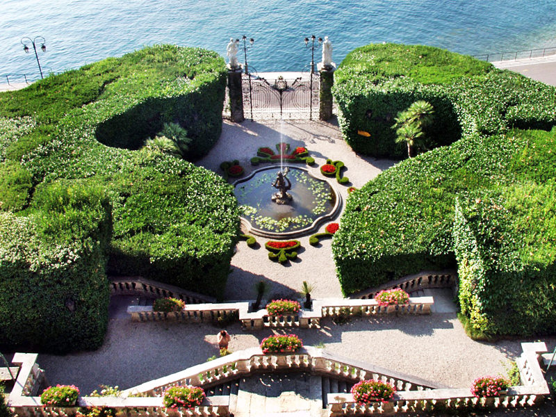Giardino Botanico Villa Carlotta Scelte per te Giardino