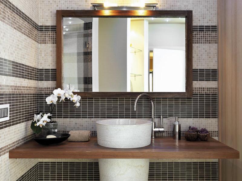 Consigli per arredare il bagno scelte per te giardino - Piante in bagno ...