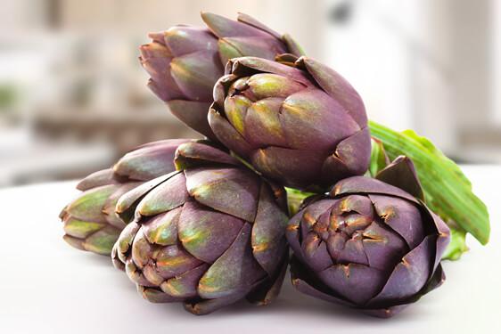 Carciofo Violetto di Sicilia