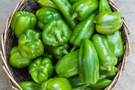 Peperone Verde