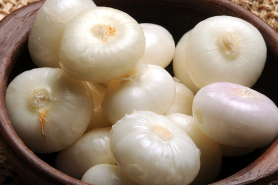 Cipolla bianca di Margherita