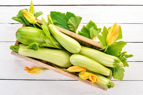 Zucchine Bianche
