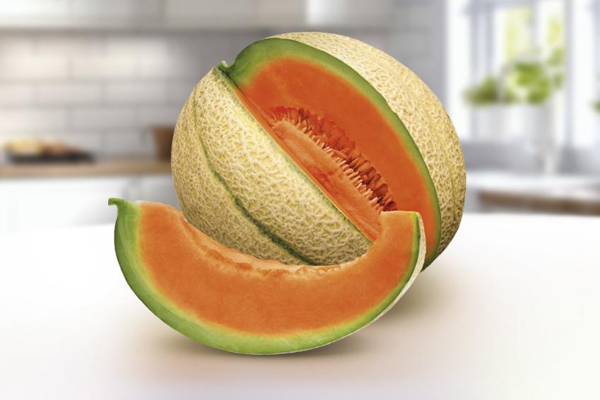 Melone Polparossa