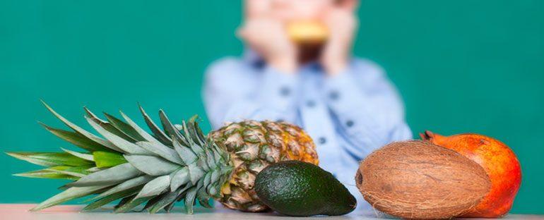 Metodi alternativi per pulire la frutta