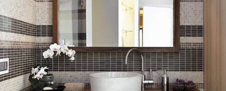 Consigli per arredare il bagno scelte per te giardino - Piante per il bagno ...
