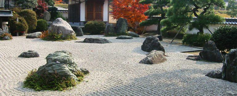 Realizzare il giardino Giapponese