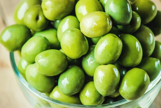 Olive nocellari del Belice DOP