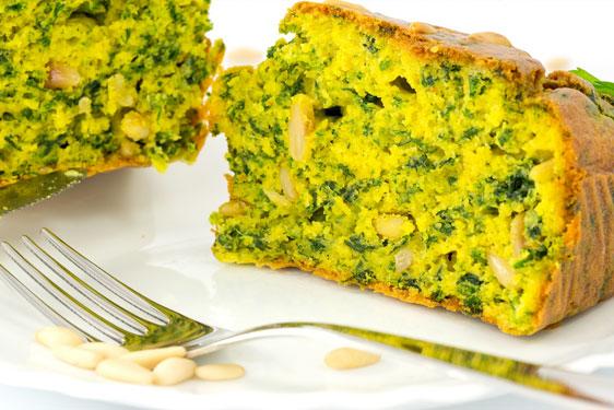 plumcake-pinoli-spinaci