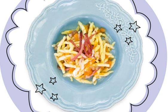 trofie-zucca-gialla-speck