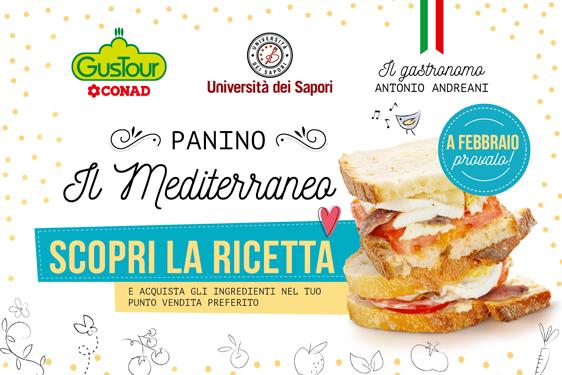 ricetta-panino-mediterraneo