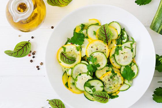 zucchine gialle ricetta