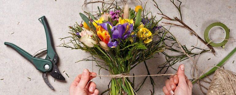 Come realizzare un bouquet fai da te