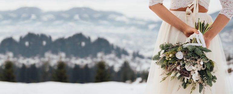 Matrimonio invernale: quali fiori scegliere